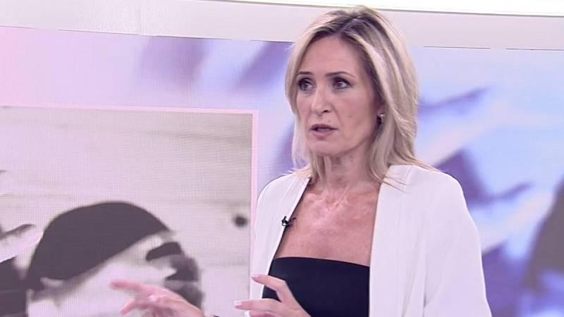 """Raquel Castillejo, experta en violencia de género: """"Las mujeres necesitan apoyo piscológico para tramitar la denuncia"""""""
