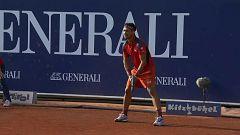 Tenis - ATP 250 Torneo Kitzbuhel 3º partido: Fognini - Huesler