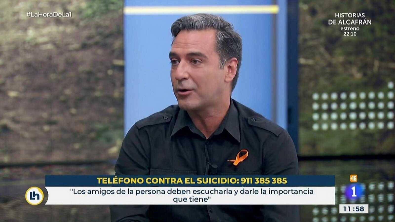 La experiencia con el suicidio de Javier Martin, de Caiga quien caiga