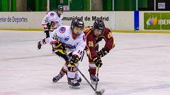 La liga Iberdrola de Hockey hielo busca a sus campeonas