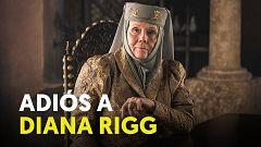 La actriz Diana Rigg ha muerto a los 82 años a consecuencia de un cáncer