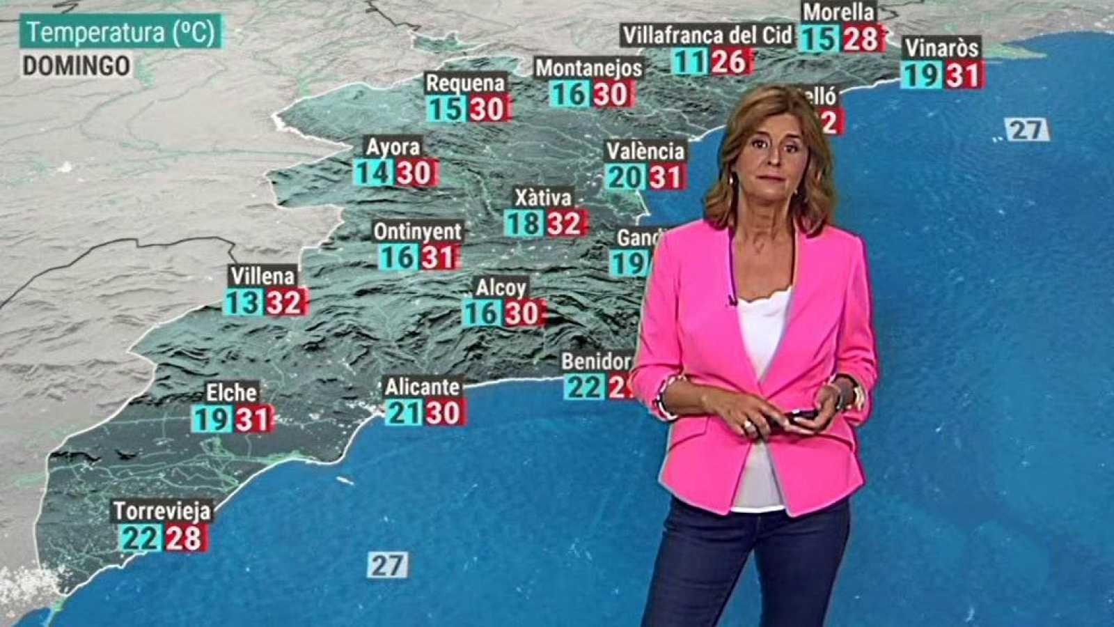 El tiempo en la Comunidad Valenciana - 11/09/20 - ver ahora