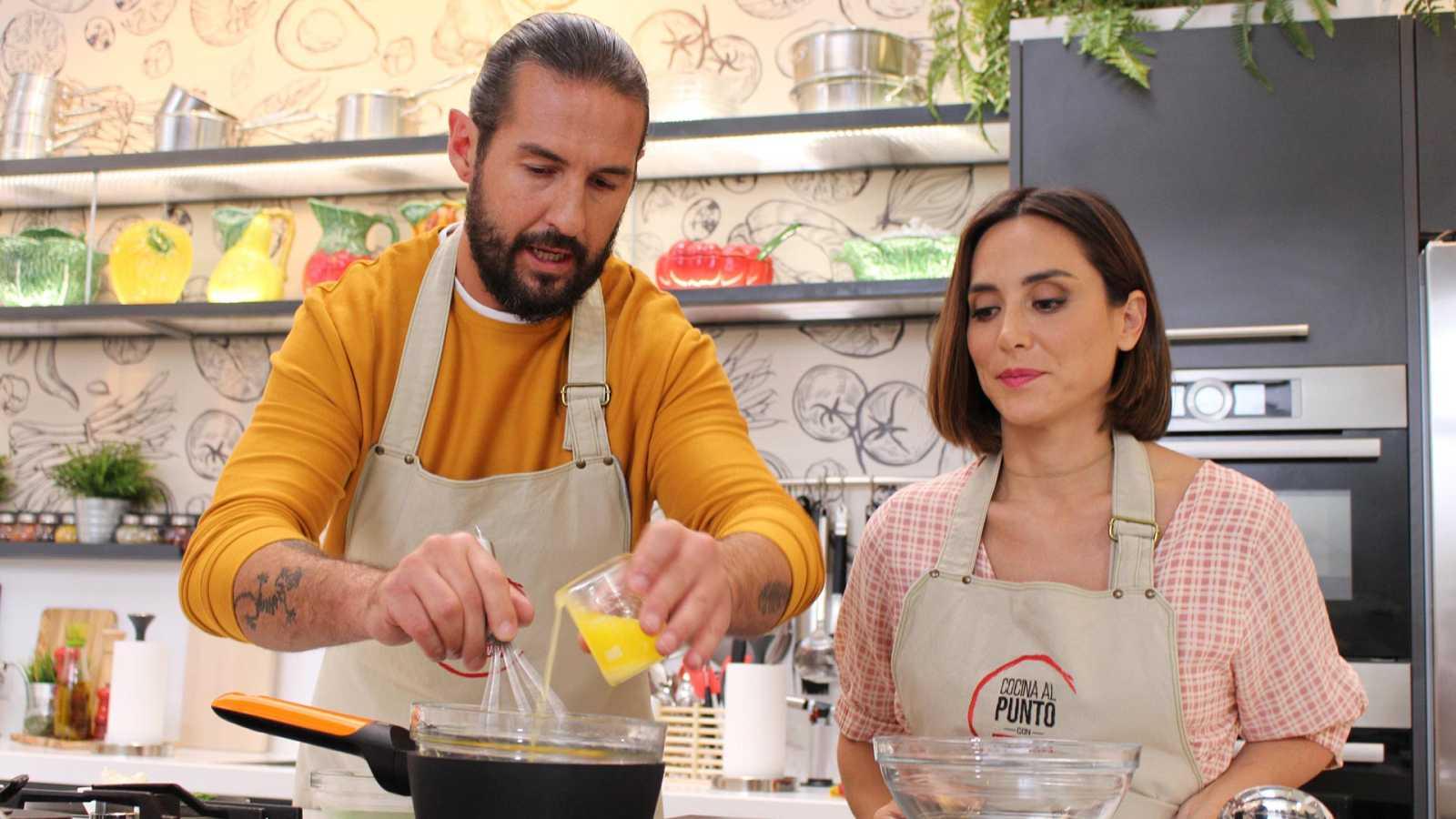 Cocina al punto con Peña y Tamara - El tomate del huerto - ver ahora