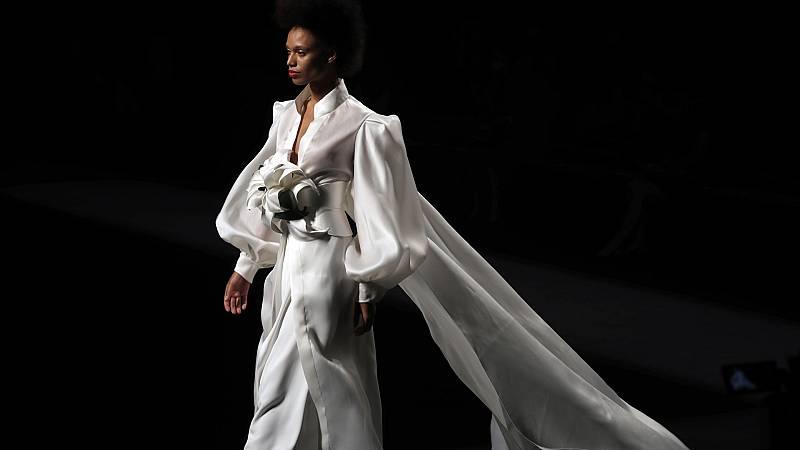 Los diseñadores de la Madrid Fashion Week coinciden en la idea de comprar menos ropa pero de mejor calidad