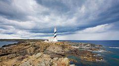 Chubascos o tormentas localmente fuertes en Menorca