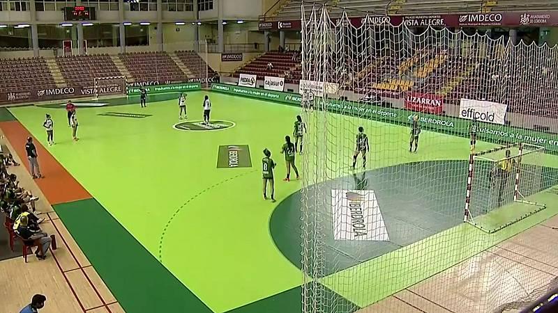 Balonmano - Liga Guerreras Iberdrola 1ª jornada: Adesal Córdoba - KH-7 BM Granollers - ver ahora