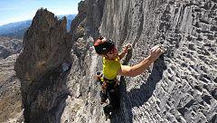 Los hermanos Pou abren una nueva vía en Picos de Europa tras cinco semanas