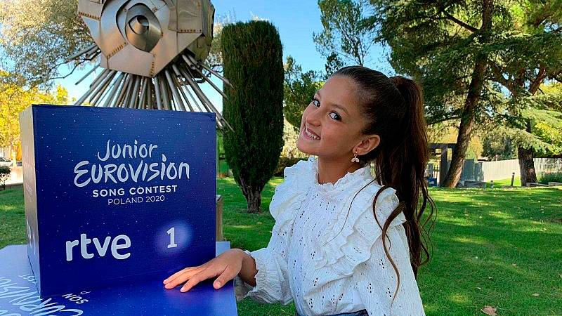 """Corazón - Soleá, representante de España en Eurovisión Junior: """"He estado soñando esto mucho tiempo"""""""
