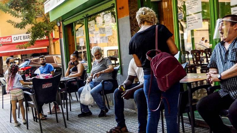 El doble reto de España: combatir el coronavirus con la mayor densidad habitada de Europa