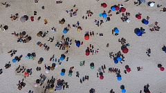Las temperaturas ascienden ligeramente en la Península y Baleares