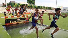 Fernando Carro cumple en 3.000 metros obstáculos la primera parte del doblete
