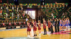 Baloncesto - Supercopa femenina 1ª Semifinal: Lointek Gernika - Valencia Basket