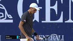 Tenis - ATP 250 Torneo Kitzbuhel 2ª Semifinal: Huesler - Kecmanovic