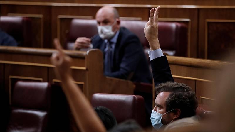 La pandemia de coronavirus ralentiza la tramitación de leyes en el Congreso de los Diputados
