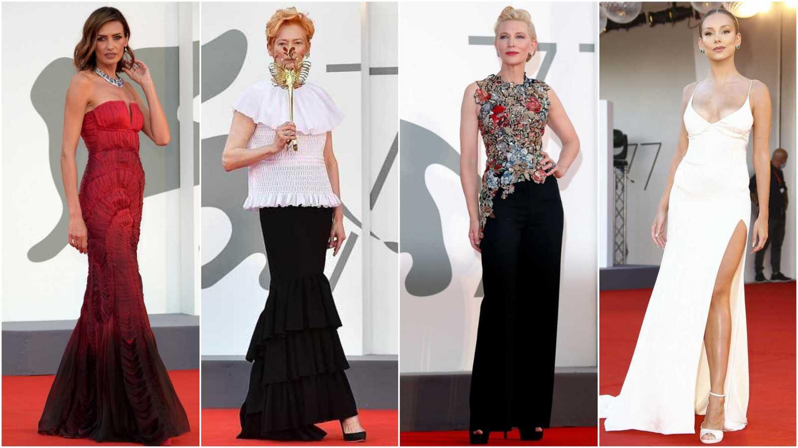 Corazón - El Festival de cine de Venecia llega a su fin lleno de glamour