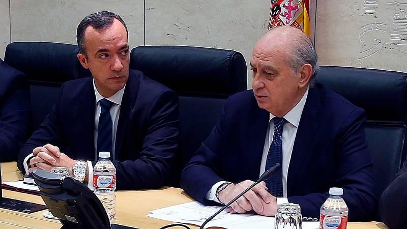 Francisco Martínez asegura que fue el ministro del Interior el que le habló de la Operación Kitchen
