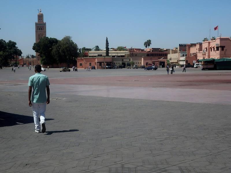 La pandemia hunde el turismo en Marruecos