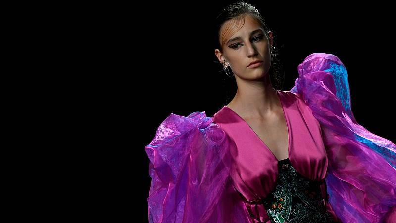 Finaliza una edición de la Madrid Fashion Week marcada por el coronavirus