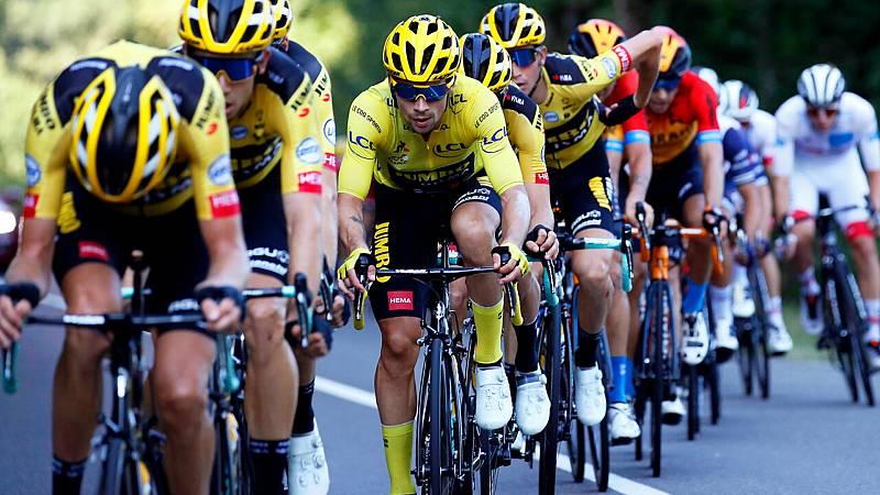 Ciclismo - Tour de Francia - 15ª etapa:  Lyon - Grand Colombier (2) - ver ahora