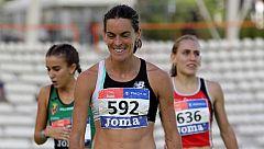 Esther Guerero, campeona de España de 800m