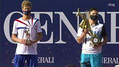 Kecmanovic se lleva el ATP 250 de Kitzbuhel al derrotar a Hanfmann