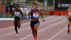 Jael Bestué, campeona de España de 200m