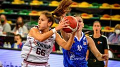 Baloncesto - Supercopa femenina Final: Perfumerías Avenida - Lointek Gernika