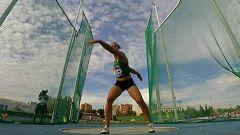 Atletismo - Campeonato de España Absoluto, desde Madrid (1)