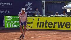 Tenis - ATP 250 Torneo Kitzbuhel Final: Kecmanovic - Hanfmann