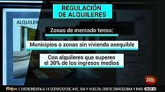 Parlamento - El reportaje - Nueva ley de alquileres en Cataluña - 12/09/2020