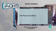 3.590 plazas de empleo público