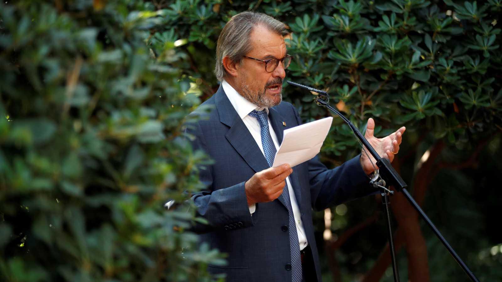 Artur Mas no volverá a primera línea política y rechaza sumarse a JxCat