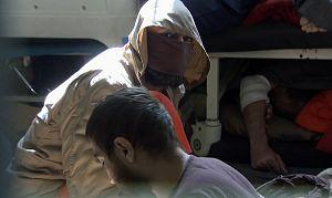 Miles de yihadistas están en un limbo legal en Siria