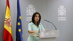 Especial informativo - Coronavirus. Comparecencia de Silvia Calzón, secretaria de Estado de Sanidad - 14/09/20