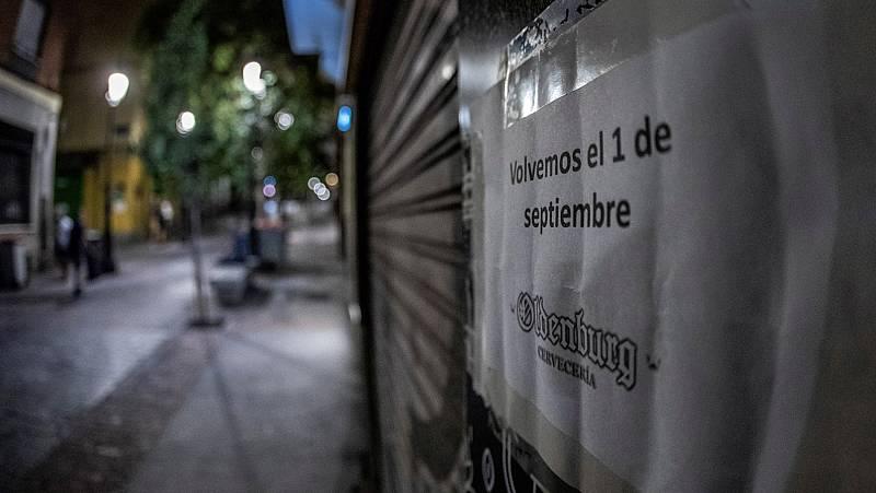 Los pequeños negocios luchan por sobrevivir tras el desplome económico por la pandemia