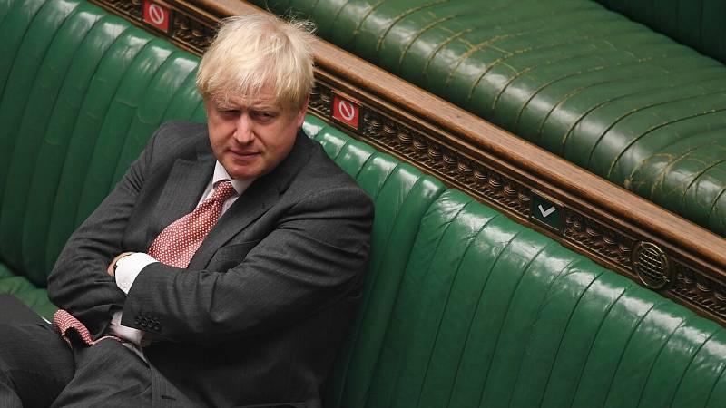 Boris Johnson gana la primera votación del proyecto de ley que le permite romper partes del acuerdo del 'Brexit'