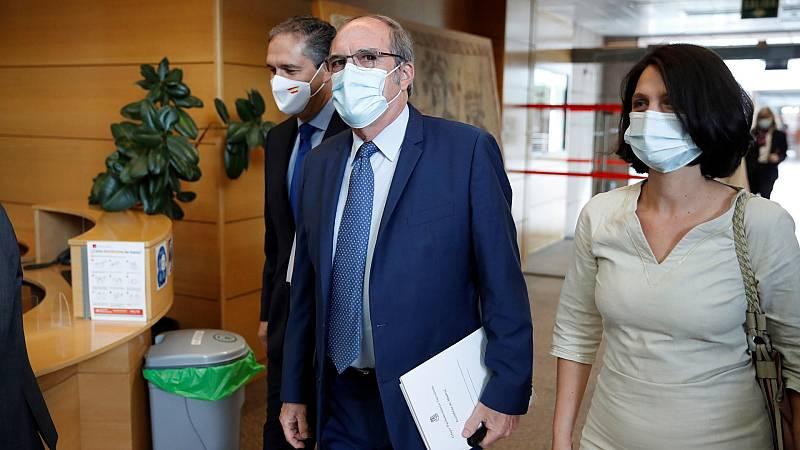 """Gabilondo se abre a impulsar una moción de censura contra Ayuso: """"Trabajamos para un cambio"""""""
