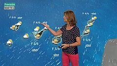 El tiempo en Canarias - 15/09/2020