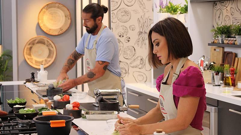Cocina al punto con Peña y Tamara - Sobrasada - ver ahora