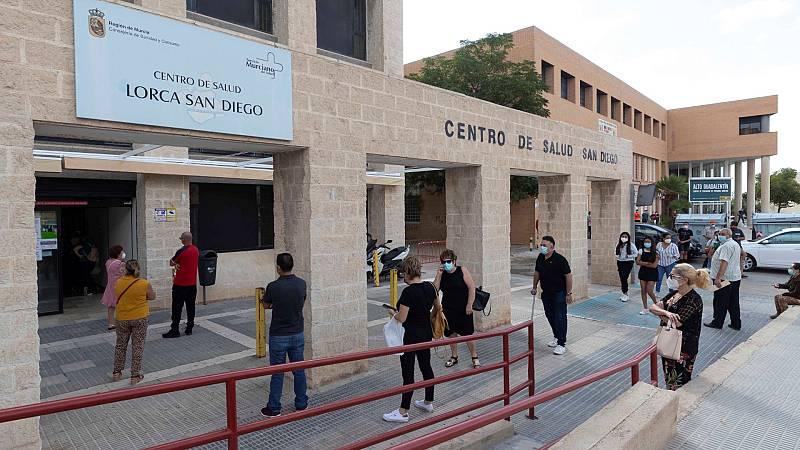 El casco urbano de Lorca, en Murcia, vuelva a la Fase 1 flexibilizada