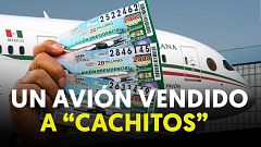 El 'air force one' mexicano: un avión vendido a 'cachitos'