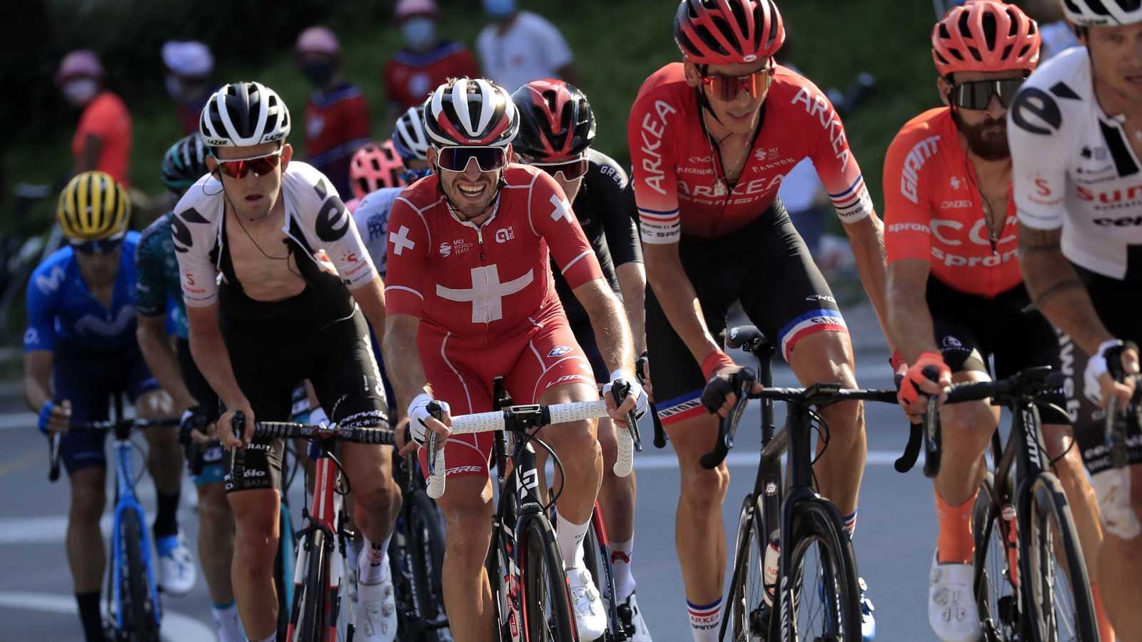 Ciclismo - Tour de Francia - 16ª etapa: La Tour-du-Pin - Villard-de-Lans (2)  - ver ahora