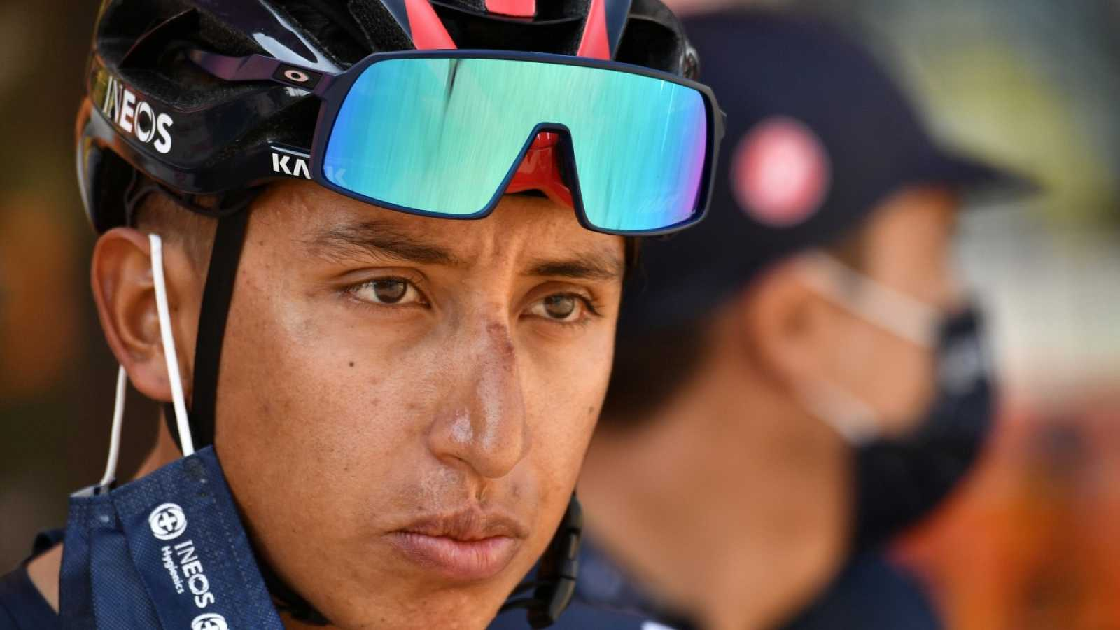 Egan Bernal se retira del Tour antes de la etapa reina