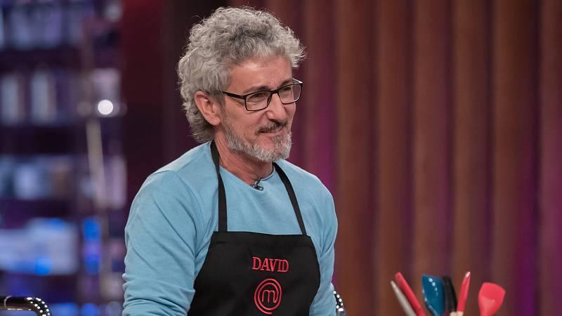 """MasterChef Celebrity 5 - David Fernández: """"MasterChef es más duro que Eurovisión"""""""