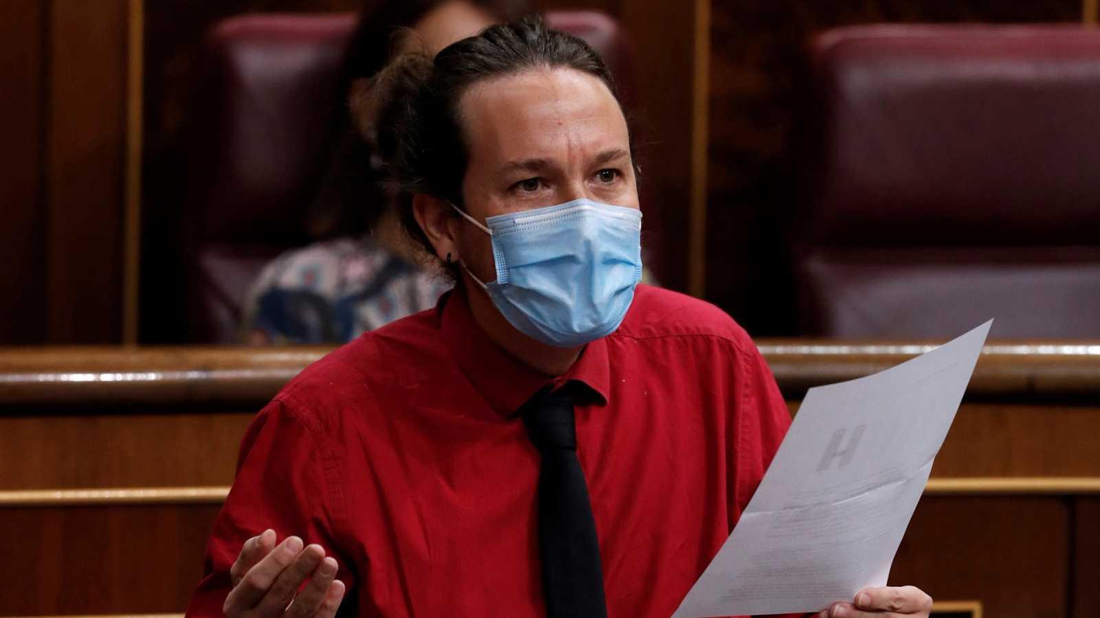 La Audiencia Nacional devuelve a Iglesias la condición de 'perjudicado' en el caso Dina