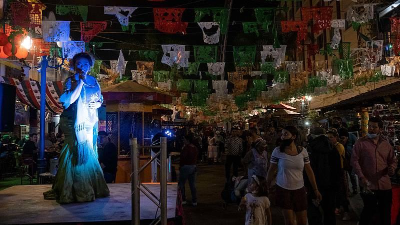 Ciudad de México, gran afectada por la COVID-19