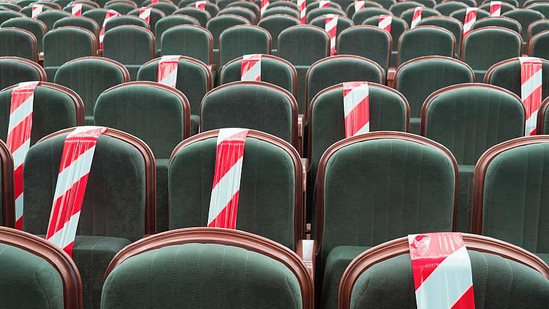 Teatros y musicales se preparan para volver a levantar el telón