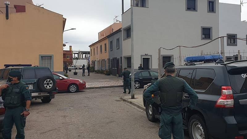 La violencia de los narcos contra las fuerzas policiales en el Campo de Gibraltar