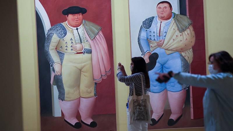 El universo artístico de Fernando Botero desembarca en Madrid