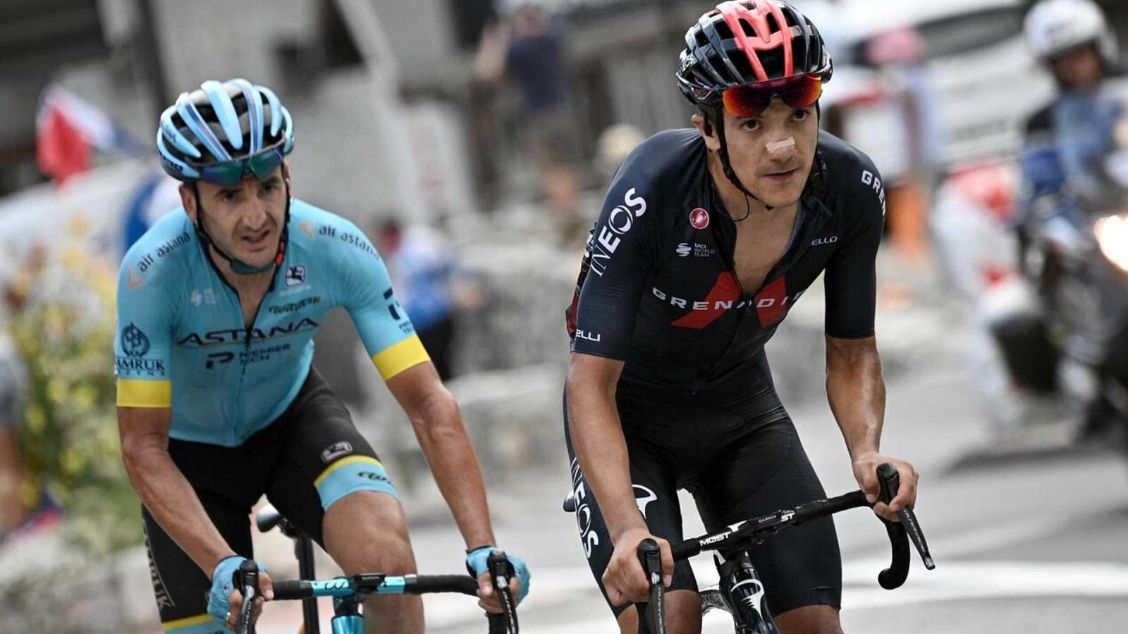 Ciclismo - Tour de Francia - 17ª etapa: Grenoble - Méribel Col de la Loze (2)  - ver ahora